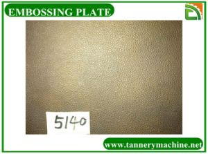 Embossing Plate for Tannery Machine