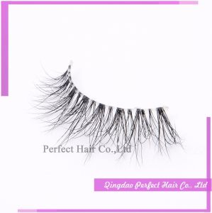 Hot Sale Mink 3D Lashes Handmade Natural Mink Eyelash pictures & photos