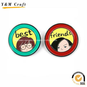 Personalise Iron Friendship Badges for Sale Ym1095 pictures & photos
