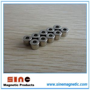 High Performance Sintered Ring Permanent Neo Magnets pictures & photos