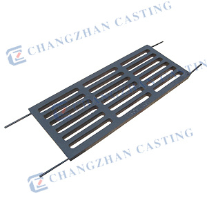 Ductile Iron Grey Iron Cast Iron Grating pictures & photos