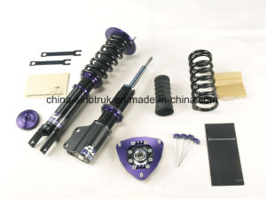 Original Truck Shock Absorber Rear Air Spring Damper Az1642440086 Spare Parts for HOWO A7 pictures & photos