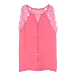 Women Fashion Clothes Casual Sleeveless Cotton Blouse Ladies′ Shirt pictures & photos