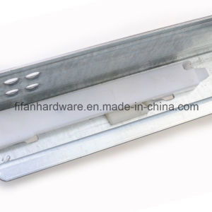 Push to Open Single Extension Undermounted Drawer Slide pictures & photos