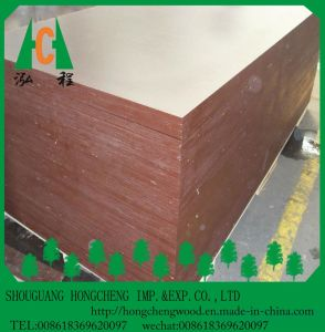 High Quality Birch Brown Fillm Faced Plywood pictures & photos
