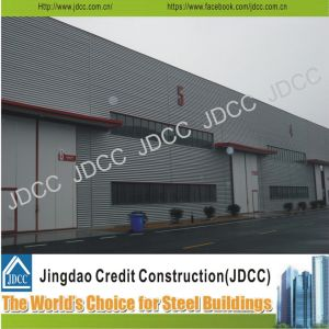 High Quality Galvanization Light Steel Structure Workshop pictures & photos
