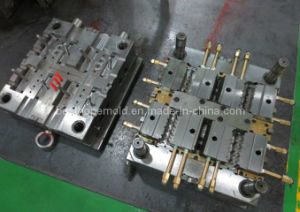 Stomach Tube Connector Plastic Injection Mold pictures & photos
