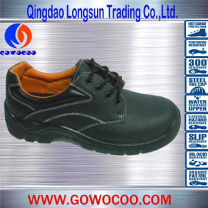 Double Density PU Sole Work Footwear (GWPU-1004)