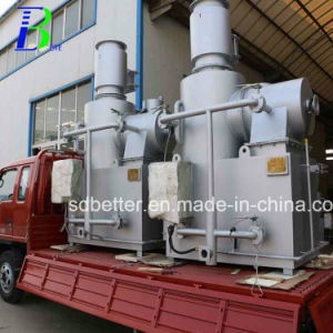 Small Hospital Incinerator, Small Medical Waste Incinerator, 3D Video Guide pictures & photos