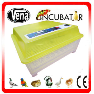 2014 Top Selling 48 Eggs Full Automatic Chicken Egg Incubator for Sale pictures & photos