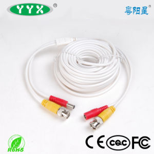 Extended Video Cable 10~50meter for CCTV Cable