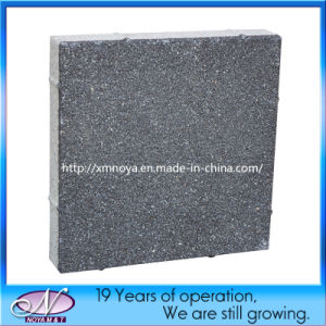 Black / Grey / Red Water Permeable Ceramic Clay Concrete Paving Brick pictures & photos