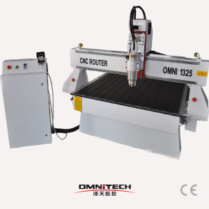 Woodworking CNC Router with PVC Table 1325 pictures & photos