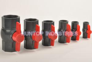 PVC Compact Octagonal Ball Valve pictures & photos