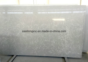 Wholesale Home Wall Decoration Building Material Artificial Stone Quartz Solid Surface for Slab & Tile pictures & photos