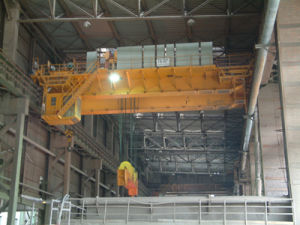 Double Girder Electric Overhead Travelling Crane Overhead Bridge Crane 20 Ton pictures & photos