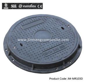 Anti-Theft En124 D400 600mm Composite Manhole Cover pictures & photos