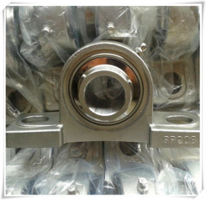 Stainless Steel Pillow Block Ball Bearing Made in China pictures & photos