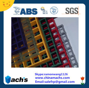 Colorful GRP Grating pictures & photos