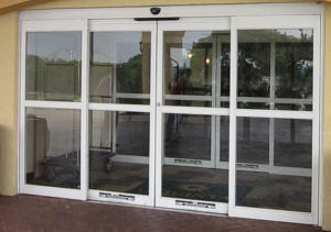 China Factory Automatic Glass Doors with CE (DS100) pictures & photos