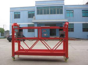 Zlp630 Working Platform/Lifting Platform/Gondola/Suspended Working Platform pictures & photos