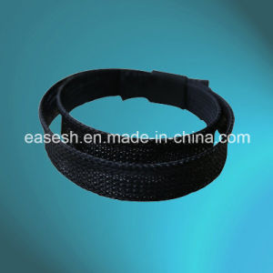 Flexible Pet (Polyester) Braided Sleeve with UL pictures & photos