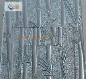 4mm Bamboo Figured / Patterned Glass Mirror pictures & photos