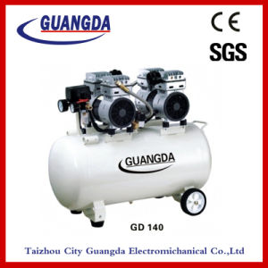 0.8mpa 65L 0.8kw*2 Dental Air Compressor (GD140) pictures & photos