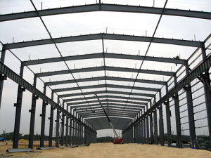 Steel Structure Factory Building pictures & photos