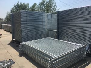Australia Temporary Fence As4687-2007 Panels Made in China pictures & photos