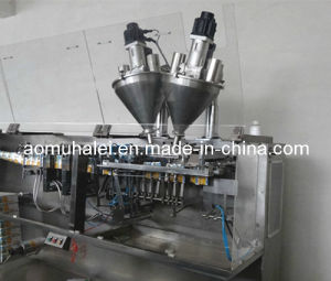 Horizontal Automatic Powder Bag Packing Filling Machine pictures & photos