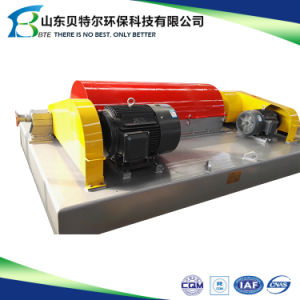 Horizontal Type Spiral Centrifugal Decanter pictures & photos