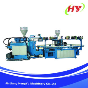 Rotary Type Air Blowing Injection Moulding Machine pictures & photos