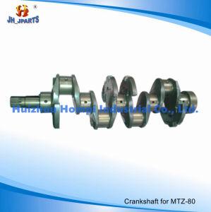Car Parts Crankshaft for Russia Tractor Mtz-80 240-1005015 pictures & photos
