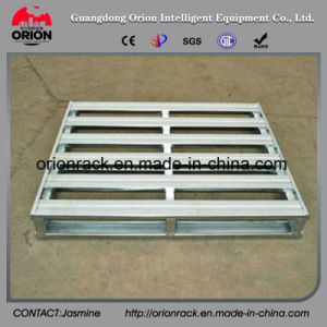 Double Faced Galvanized Metal Steel Pallets for Industrial Package pictures & photos