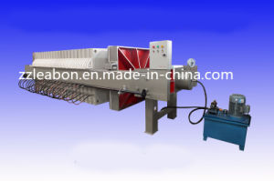 Hot-Selling Hydraulic Filter Press Machine pictures & photos