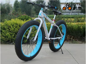 """Fat Tire 4.0 Tyre Mountain Bicycle 4.0"""" Mountain Bicycle, MTB With7 Speed pictures & photos"""