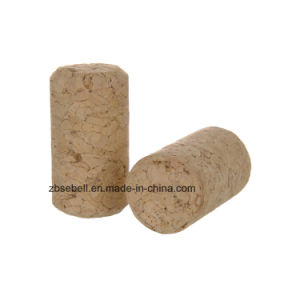 Natural Cork, Synthetic Cork (aggregation cork) for Glass Bottles, Wine Bottle (corks) pictures & photos