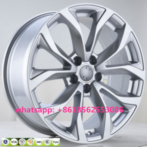 China New Auto Car Tyre Replica Alloy Wheels for Audi pictures & photos