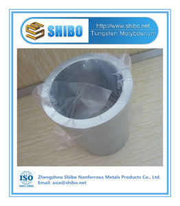 Factory Direct Sell High Purity 99.95% Mo Cup with Best Quality pictures & photos