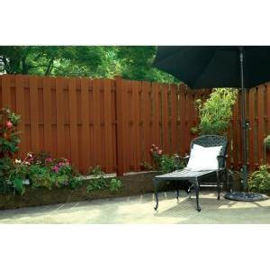 Good Design Popular Eco-Friendly Composite WPC Garden Fencing pictures & photos
