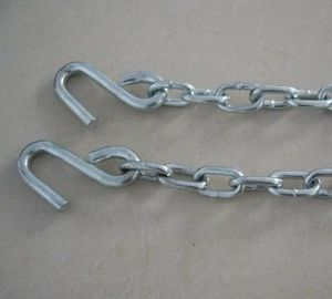 Chain with S Hooks on Both Ends pictures & photos