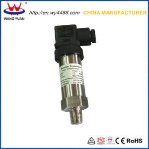 Ce Certification Low Cost Waterworks Water Pipe Pressure Sensor pictures & photos