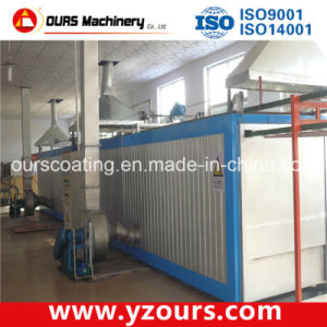 Stainless Steel Drying Baking Oven in Coating Line pictures & photos