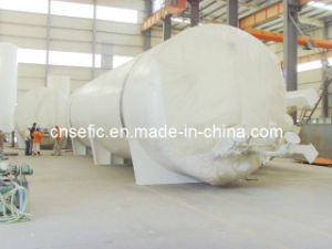 Large-Sized Lox/Lin/Lar/LNG/Lco2/LC2h4/Lh2 Cryogenic Liquid Storage Tank pictures & photos