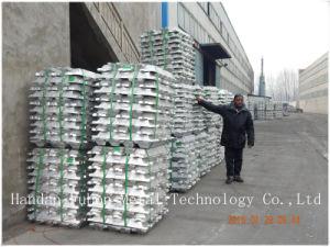 Aluminium Ingots/Pure Aluminum Alloy Ingot for Sale pictures & photos