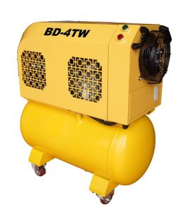 4HP/3kw Energy Saving Mini Portable Scroll Air Compressor pictures & photos