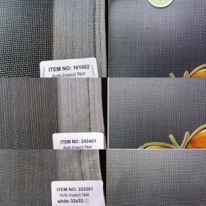 HDPE+UV Anti Insect Net/Fruit Fly Net pictures & photos