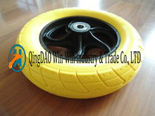 PU Foam Wheel for Wheelbarrows (3.25-8) pictures & photos