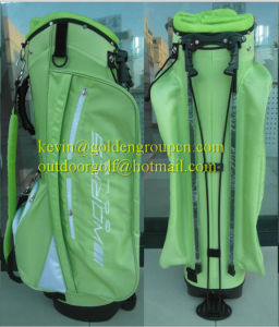 High Quality Wholesale Custom Mixed Poly Golf Stand Bag pictures & photos